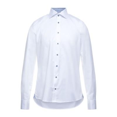 STENSTRÖMS シャツ ホワイト 42 コットン 100% シャツ