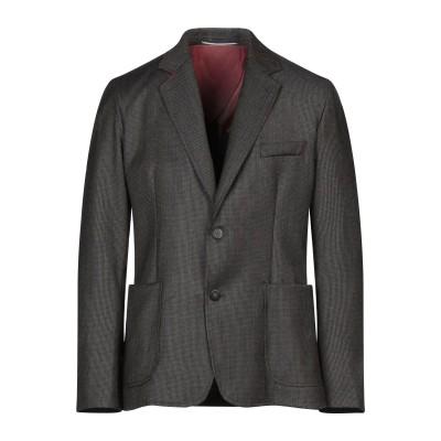 マエストラミ MAESTRAMI テーラードジャケット カーキ 52 100% バージンウール テーラードジャケット