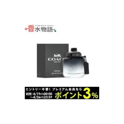 コーチ COACH コーチ マン オードトワレ 100ml EDT SP fs 【香水 メンズ】【あすつく】