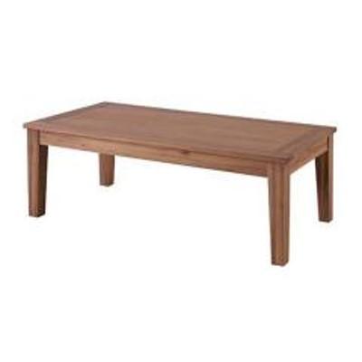テーブル アルンダ センターテーブル 幅110cm (  コーヒーテーブル ローテーブル 座卓 ちゃぶ台 リビング サイドテーブル 来客机 木製 天然木 アカシア材 ウッドテーブル )