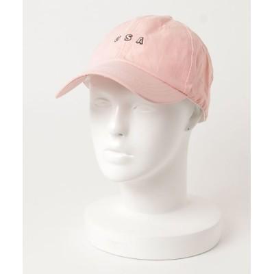 VIBGYOR / 【six mouse】USAカーブCAP WOMEN 帽子 > キャップ