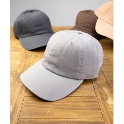 Nylaus / NEWHATTAN Baseball Low Cap-twill MEN 帽子 > キャップ
