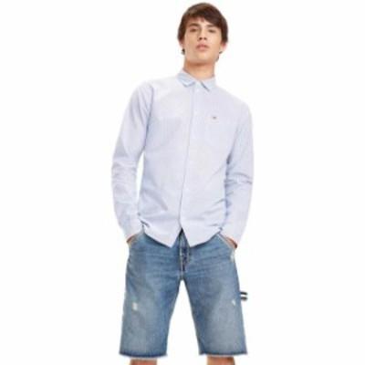 tommy-jeans トミー ジーンズ ファッション 男性用ウェア シャツ tommy-hilfiger stripe