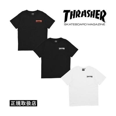 THRASHER(スラッシャー) HOMETOWN POCKET T-SHIRT
