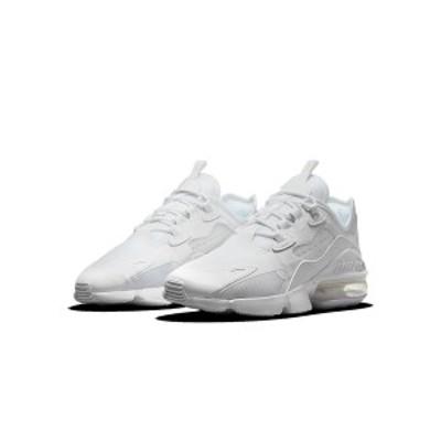 ナイキ メンズ スニーカー シューズ Men's Air Max Infinity 2 Casual Sneakers from Finish Line White
