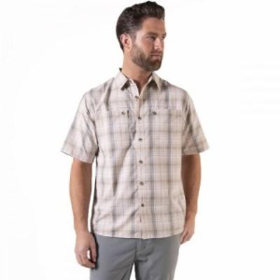 マウンテンカーキス Mountain Khakis メンズ 半袖シャツ トップス Pointe Short - Sleeve Shirt Dusk