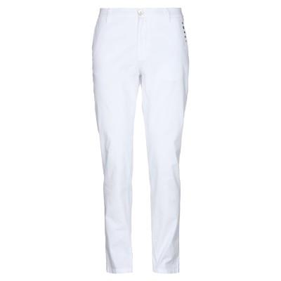 アリーニ AGLINI パンツ ホワイト 35 コットン 98% / ポリウレタン 2% パンツ