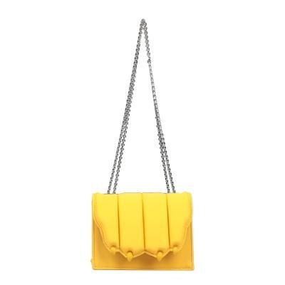マルコ デ ヴィンチェンツォ MARCO DE VINCENZO ハンドバッグ オークル ポリウレタン® / 紡績繊維 ハンドバッグ