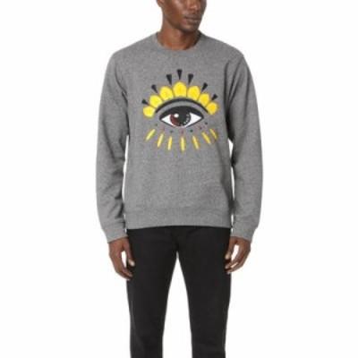 ケンゾー スウェット・トレーナー Eye Crew Sweatshirt Anthracite