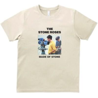 STONE ROSES 音楽・ロック・シネマ Tシャツ サンド