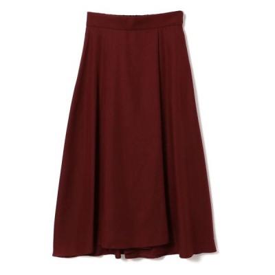 スカート セットアップフレアスカート