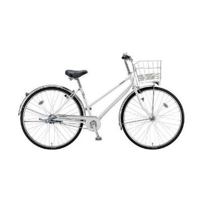 【防犯登録サービス中】送料無料 ブリヂストン 自転車 ロングティーン LG70ST PXシャンパンホワイト