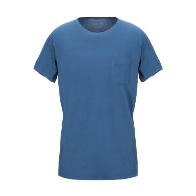 ボークー ..,BEAUCOUP T シャツ ブルー XXL コットン 100% T シャツ