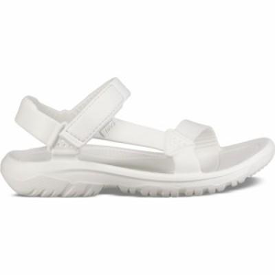 テバ Teva レディース サンダル・ミュール シューズ・靴 Hurricane Drift Sandals White