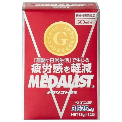 MEDALIST (メダリスト) メダリスト 500ML用 12袋【機能性表示食品】 FREE . 889927