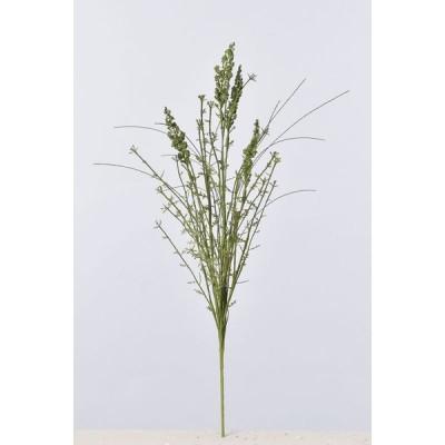 造花 アスカ グラスブッシュ #051A グリーン A-43258-51A 造花葉物、フェイクグリーン その他の造花グリーン