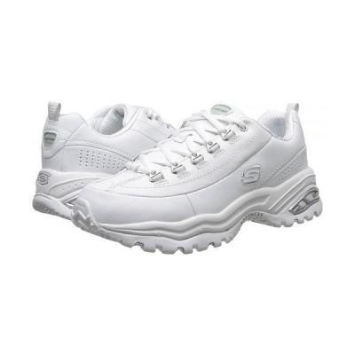SKECHERS スケッチャーズ レディース 女性用 シューズ 靴 スニーカー 運動靴 Premiums - White