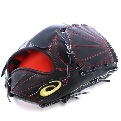 【asics】アシックス 野球館オリジナル 硬式グローブ ゴールドステージ投手用 オーダーグラブ asics-159