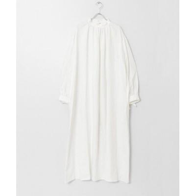 【アーバンリサーチドアーズ】 COSMIC WONDER linen ritual long dress レディース ホワイト 1 URBAN RESEARCH DOORS