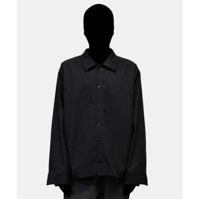 シャツ ブラウス 【VOAAOV】 box shirt blouson