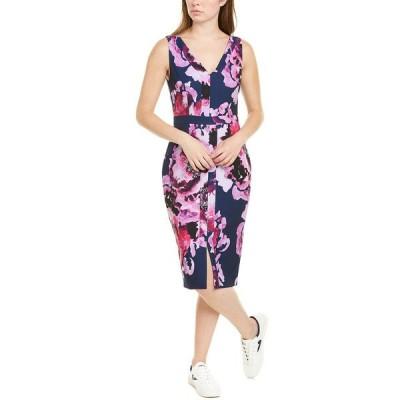 トリーナターク ワンピース トップス レディース Trina by Trina Turk Rei Sheath Dress multicolor