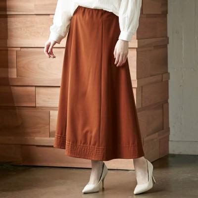 【9/27販売終了】下腹ぽっこりしにくい!すっきりロングスカート