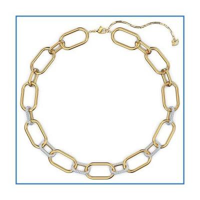 SWAROVSKI Time Necklace Gold One Size[並行輸入品]