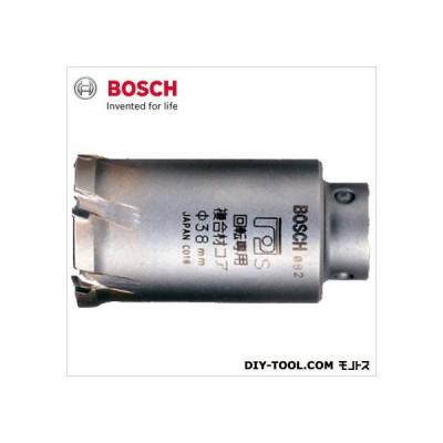 ボッシュ 複合材コアカッター38mm 38mm PFU-038C