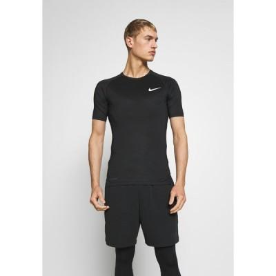 ナイキ シャツ メンズ トップス Basic T-shirt - black