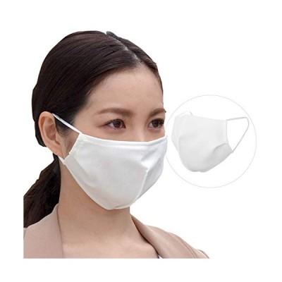 [MONGRE] マスク 洗える 冷感マスク ひんやり 快適 3D立体縫製 夏マスク UVカット 抗菌 消臭 防汚 日本企画品 接触冷湿感国内機関認証