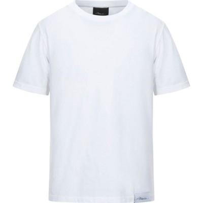 スリーワン フィリップ リム 3.1 PHILLIP LIM メンズ Tシャツ トップス t-shirt White