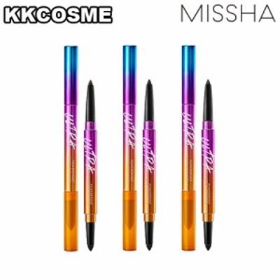 NEW 新商品 (リニューアル) MISSHA ミシャ/ ウルトラ パワー プルーフ ペンシル ライナー 韓国コスメ 正規品