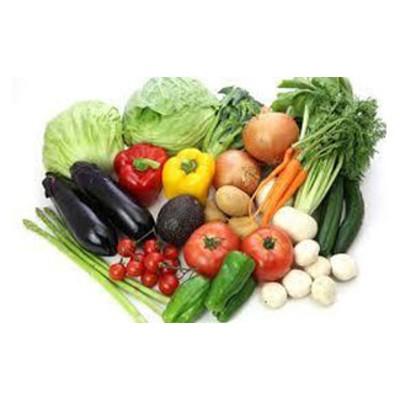 F10-26 新鮮な地場野菜・果物おまかせ詰合せ(ドレッシング付)JA伊万里