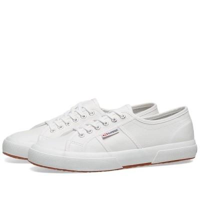 スペルガ Superga メンズ スニーカー シューズ・靴 2750 EFGLU White
