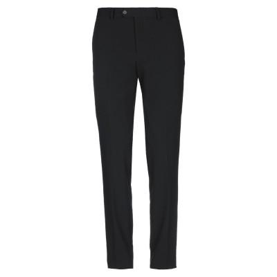 LIU •JO MAN パンツ ブラック 44 ポリエステル 65% / レーヨン 34% / ポリウレタン 1% パンツ