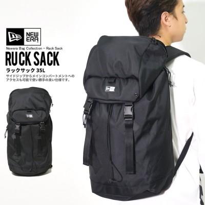 ニューエラ NEW ERA リュック バックパック メンズ レディース 35L ラックサック ブラック 11404180