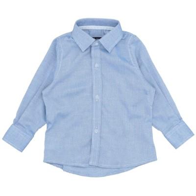 SP1 シャツ ブルー 6 コットン 100% シャツ
