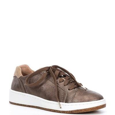 エイトレックス レディース スニーカー シューズ Blake Leather Sneakers Bronze