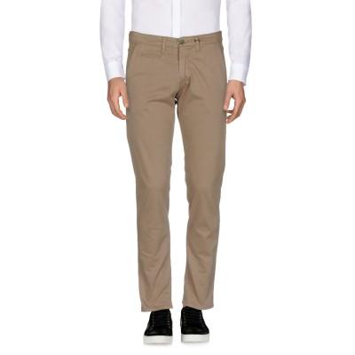 LIU •JO MAN パンツ グレー 42 コットン 97% / ポリウレタン 3% パンツ