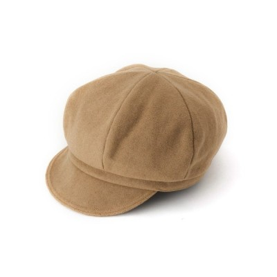 grove / ウール混キャスケット WOMEN 帽子 > キャスケット
