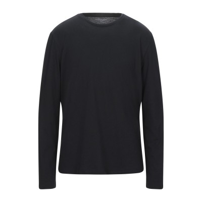 マジェスティック MAJESTIC FILATURES T シャツ ブラック M コットン 100% T シャツ