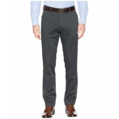 ドッカーズ メンズ カジュアルパンツ ボトムス Slim Tapered Signature Khaki Lux Cotton Stretch Pants - Creaseless Charcoal Heather