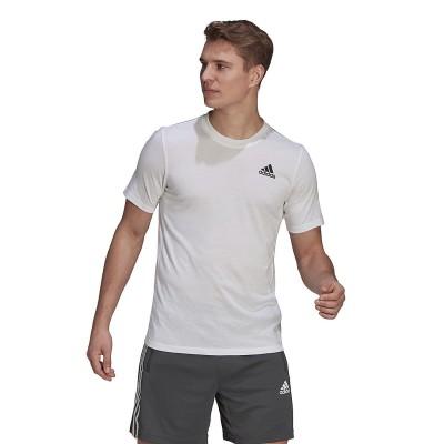 adidas (アディダス) AEROREADY デザインド トゥ ムーブ スポーツ 半袖Tシャツ / AEROREADY Designed 2 Move Sport Tee L . メンズ BG979 GR0517