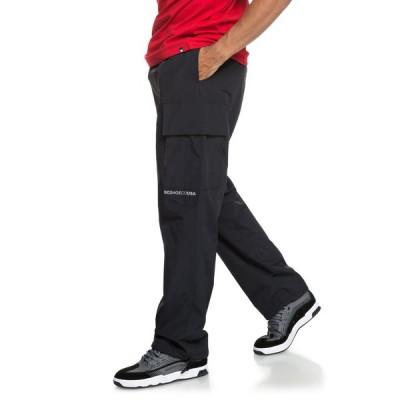 パンツ ディーシーシューズ DC Shoes Men's Relevant Cargo Sweatpants EDYNP03138 BLACK