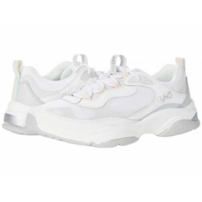 Ryka ライカ レディース 女性用 シューズ 靴 スニーカー 運動靴 Noriko Brilliant White【送料無料】