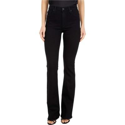 ハドソンジーンズ Hudson Jeans レディース ジーンズ・デニム ブーツカット ボトムス・パンツ Barbara High-Waisted Bootcut in Black Black