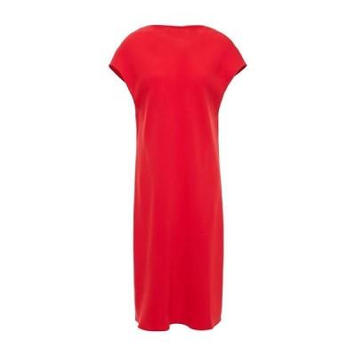 THEORY チューブドレス ファッション  レディースファッション  ドレス、ブライダル  パーティドレス レッド