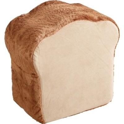 ホームテイスト ロティ 食パンシリーズ クッションBIG 低反発 幅505×奥行510×高さ290mm ベージュ SH-07-ROT-CSB 1個(直送品)