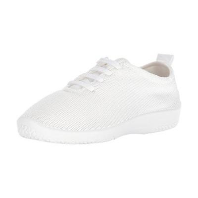 Arcopedico White on White Shocks LS Shoe 6.5 M US