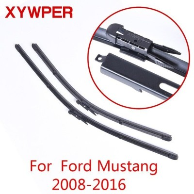 XYWPER ためフォードマスタング 2008 2009 2010 2011 2012 2013 2014 2015 2016 フロントガラスワイパー